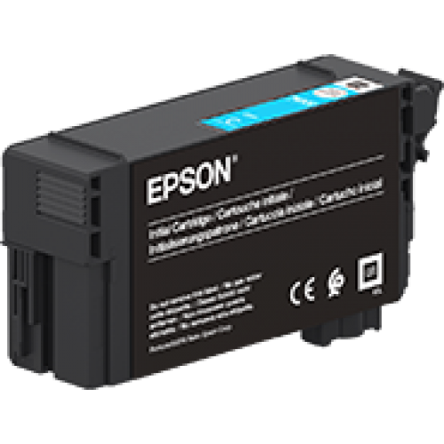 Epson Ink Surecolor T Series SC-T3100/5100 Cyan 50ml