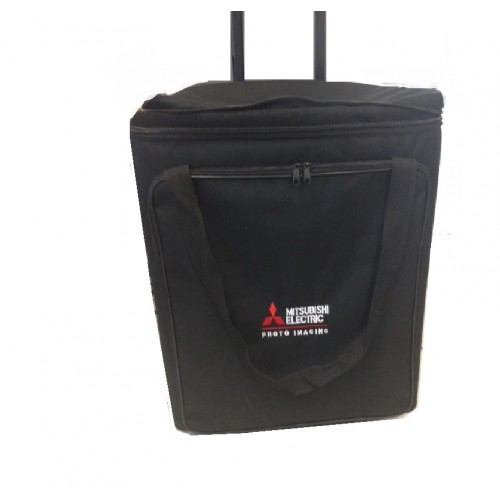 Trolley Bag for Mitsubishi Printers  Dimension (inner 29 x 38 x 47 cm)