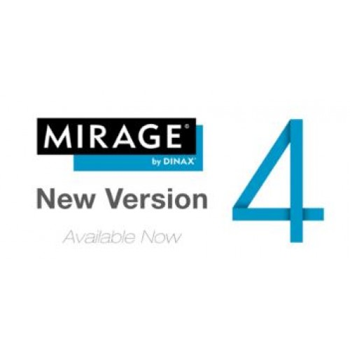 "Mirage 4 17"" Edition V19 for Canon - Dongle"