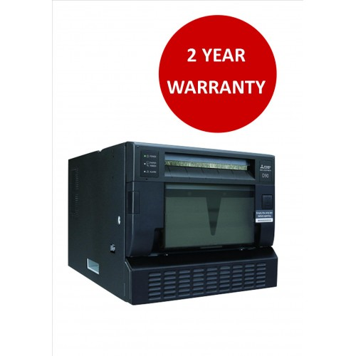 Mitsubishi CP-D90DW printer with 2 year warranty