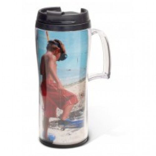 Active Flow mug with seam insert