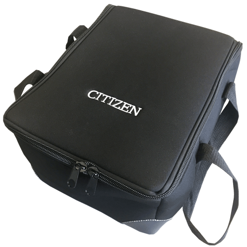 Citizen printer carrier case